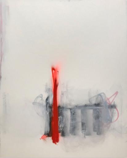 Tommaso FATTOVICH - Painting - Stazione Centrale