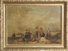 Jules Achille NOËL - Pintura