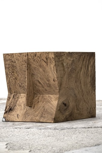 Steph COP - Sculpture-Volume - Fragment Cube