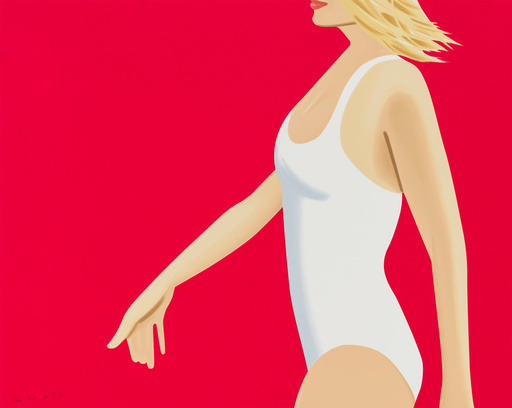 Alex KATZ (Attrib.) - Print-Multiple - Coca Cola Girl 1 (Portfolio of 9)