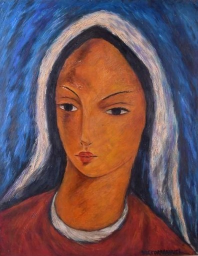 Victor MANUEL - Peinture - No Title