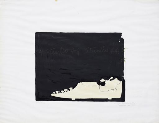 Cesare TACCHI - Dessin-Aquarelle - studio 44 natura morta