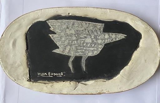 Max PAPART - Sculpture-Volume - Oiseau, 1990