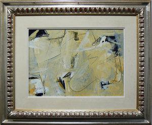 Piero RUGGERI - Painting - Paesaggio iridescente