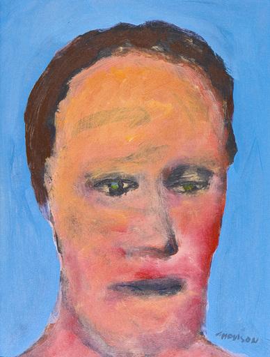 Douglas THOMSON - Pintura - Outsider