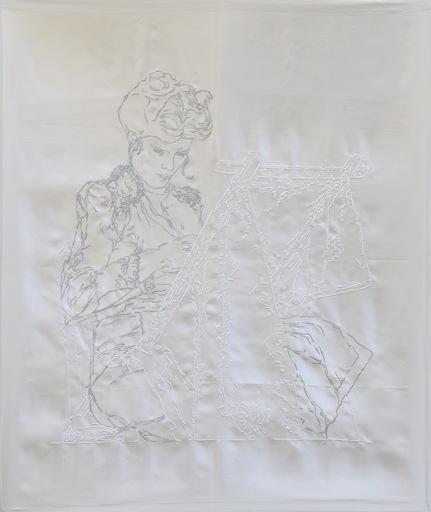 Antonio TROTTA - Tapestry - Senza titolo