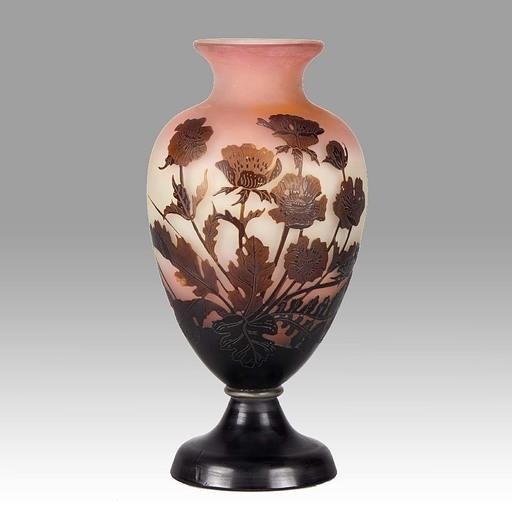 Émile GALLÉ - Flower Vase
