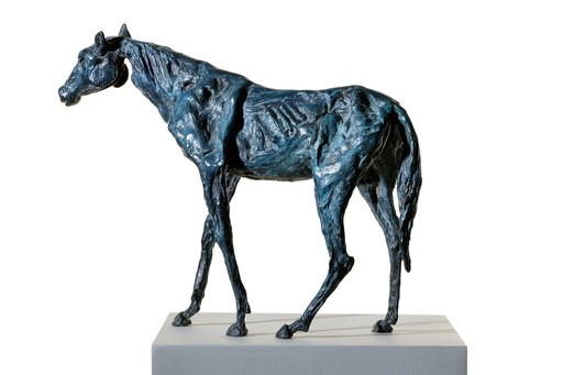 Pierre MOUZAT - Sculpture-Volume - Cheval