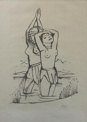 卡尔·霍费尔 - 版画