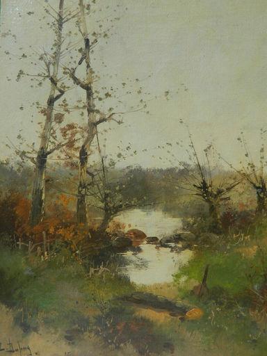 Eugène GALIEN-LALOUE - Painting - PAYSAGE - LANDSCAPE