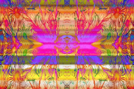 Sumit MEHNDIRATTA - Painting - OD on MDMA
