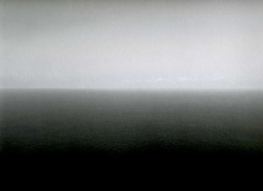 Hiroshi SUGIMOTO - Estampe-Multiple - Série Time Exposed, #310 Sea of Japan, Oki