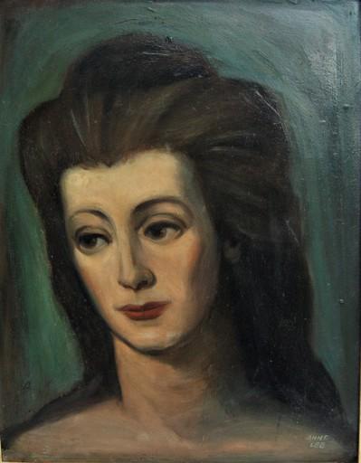 Anne LEE - Pintura - Consuelo de Saint Exupery. Portrait