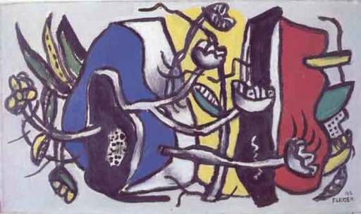 Fernand LÉGER - Painting - Nature Morte