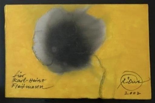 Otto PIENE - Peinture - Untitled