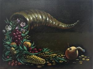 Damir MURATOV - Pittura - Cornucopia
