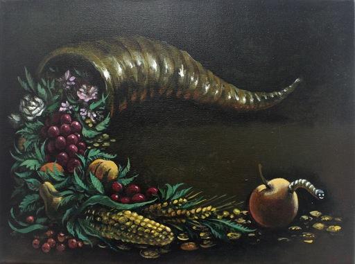 Damir MURATOV - 绘画 - Cornucopia