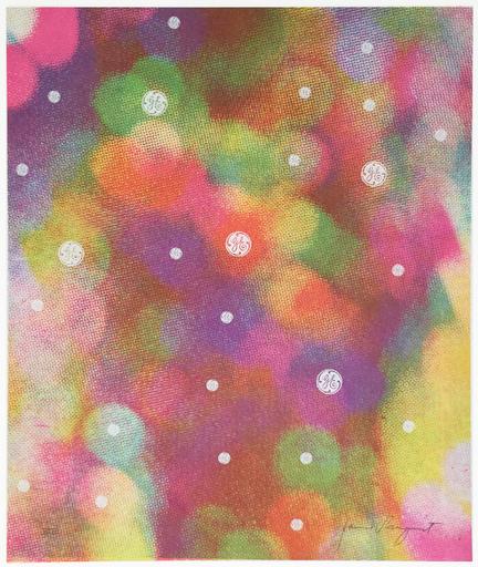 詹姆斯·罗森奎斯特 - 版画 - Circles of Confusion