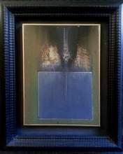 Emilio SCANAVINO (1922-1986) - il quadrato grigio