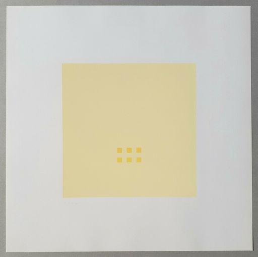 Antonio CALDERARA - Print-Multiple - Luce spazio immagine (Tav. 3)