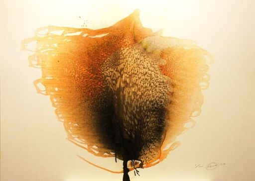 Otto PIENE - Print-Multiple - unknown tree