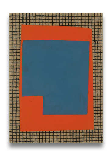 Elizabeth GOURLAY - Gemälde - Blue U