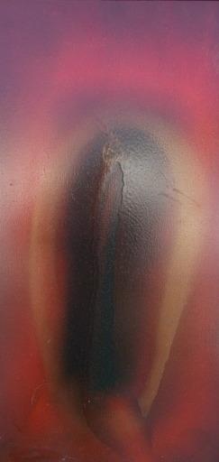 Yukio IMAMURA - Pittura - Composition abstraite