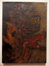 Mario PRASSINOS - Pintura - Abstraction