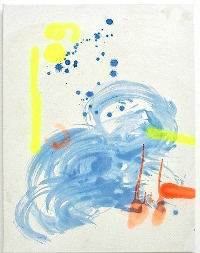 Jeanne VARALDI - Painting - « Réseaux II »