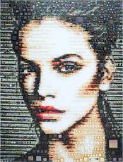 Isabelle SCHELTJENS - Pittura - May