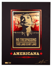 Shepard FAIREY - Print-Multiple - AMERICANA BOX
