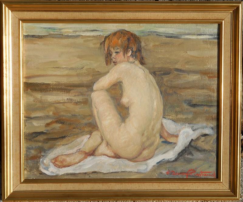 Louise D'AUSSY-PINTAUD - Pintura