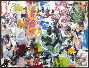 Scott PATTINSON - Peinture - Denouement No 54