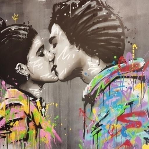 SEATY - Pintura - Do for love #2