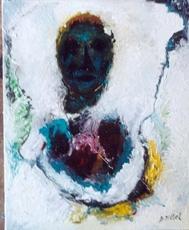 Bernard MOREL - Painting - ICONE
