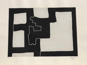 Eduardo CHILLIDA - Print-Multiple - Inguru IV