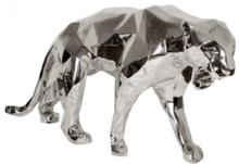 Richard ORLINSKI - Sculpture-Volume - Panthere Chrome