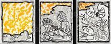Pierre ALECHINSKY - Print-Multiple - Traité des excitants modernes
