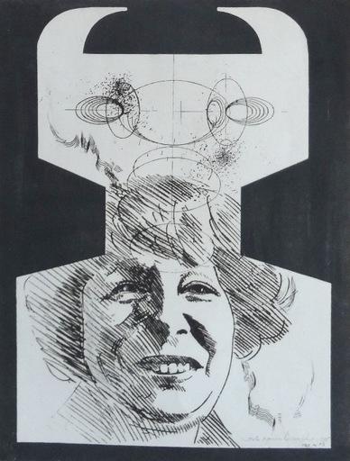 Lev KROPIVNITSKY - Drawing-Watercolor - No75
