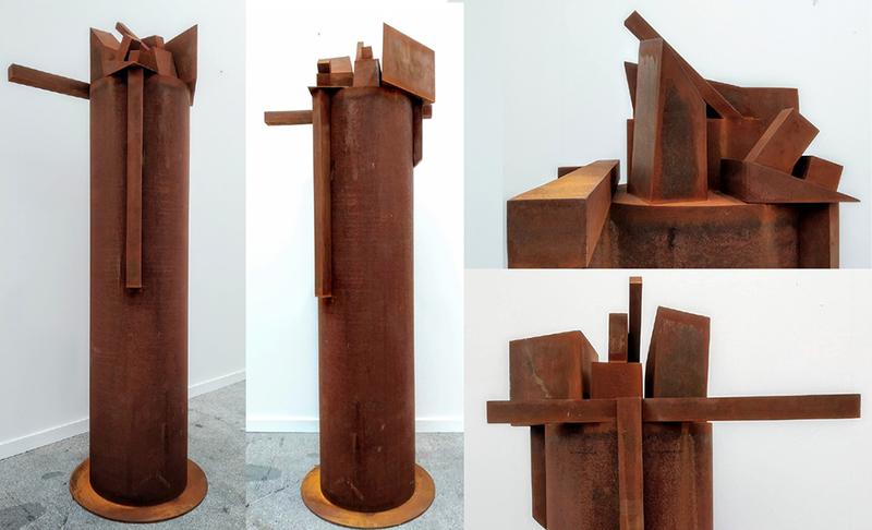 Miquel NAVARRO - Sculpture-Volume - Ciudad de las Torres