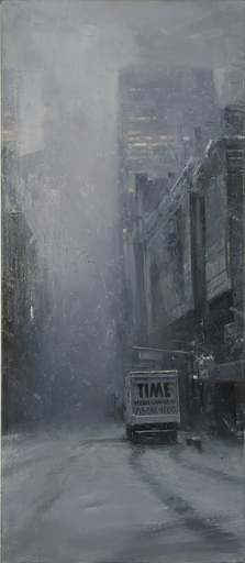 Alexey ALPATOV - Pittura - Time