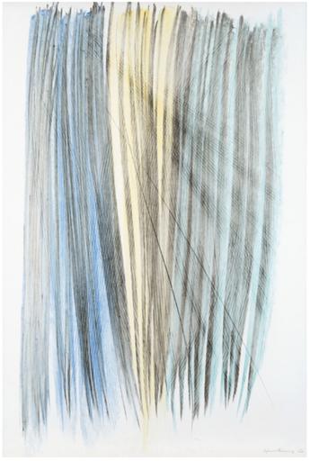 Hans HARTUNG - Dessin-Aquarelle - P1960-303