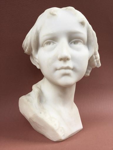 Alfredo MORELLI - Sculpture-Volume - Fanciulla