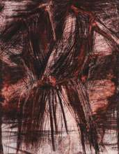 Jim DINE - Stampa Multiplo - Robe in a Furnace
