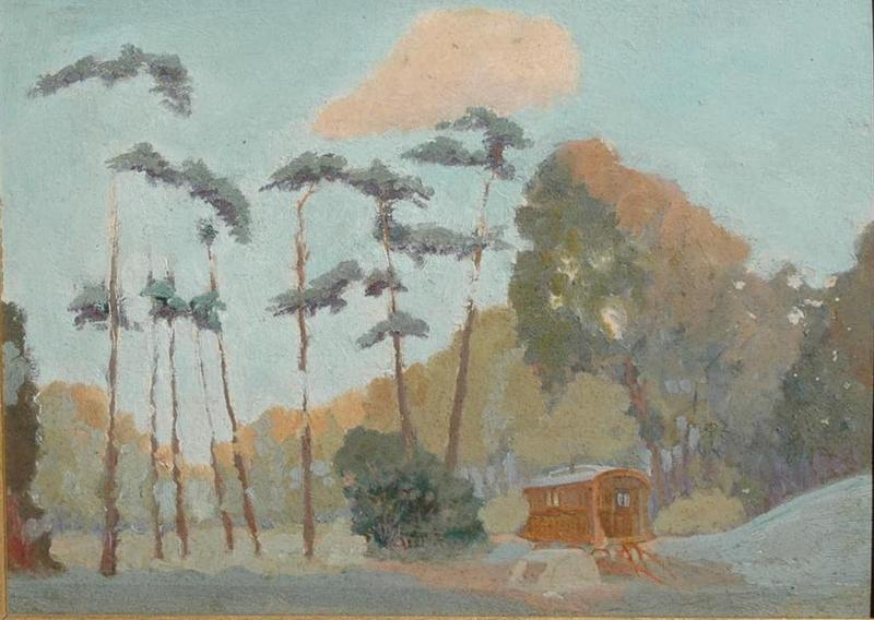 Charles John STOKOE - Peinture