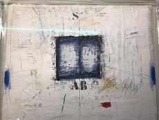 James COIGNARD - Peinture - Untitled