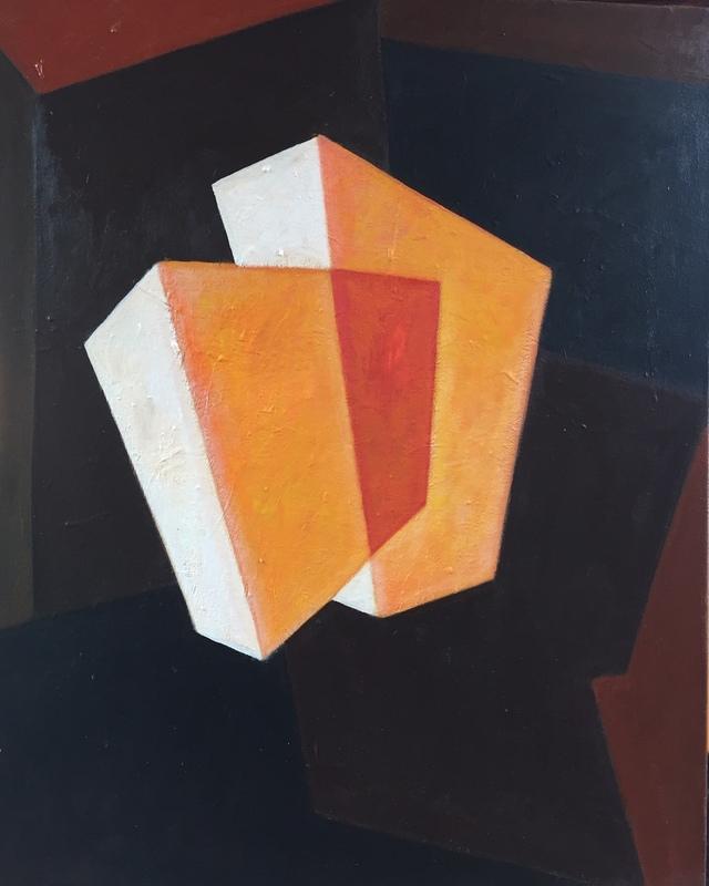 Irène DARGET-BASTIEN - Painting - MORAY