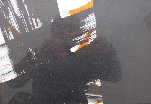 Xavier ZEVACO - Drawing-Watercolor - Abstrait