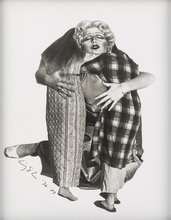 Cindy SHERMAN - Photography - Untitled 1976/1989 [Mother and Children]