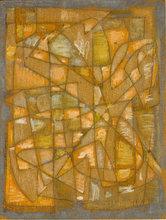 Maurice MOREL - Dibujo Acuarela - Memling
